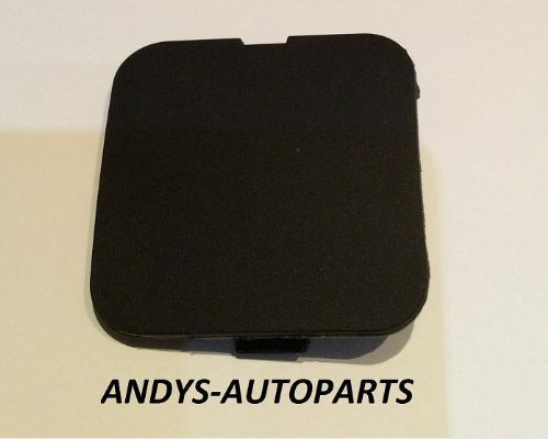 CITROEN C1 2005 - 2009 TOWING EYE COVER IN FACTORY BLACK
